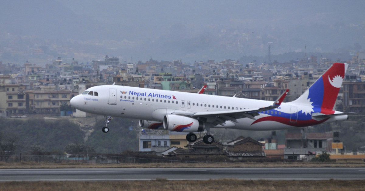 NAC aircraft lands at TIA with 4.4 million doses of vaccine procured from China