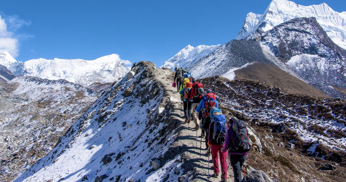 Tourism entrepreneurs request government to reopen trekking routes