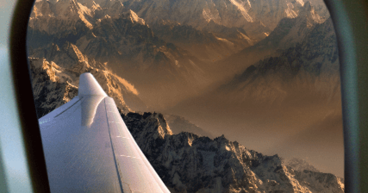 Mountain flights resume as COVID-19 subsides in Nepal